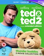 Ted / Ted 2 (Box Set) (Blu-Ray) 8305329