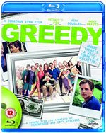 Greedy [Blu-ray] (Blu-ray)