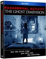 Paranormal Activity: The Ghost Dimension (Blu-ray 3D)