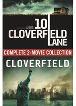 Image of Cloverfield & 10 Cloverfield Lane Boxset