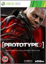Prototype 2 édition collector Blackwatch (xbox 360)