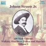 Image of Strauss II: 100 Most Famous Works, Volume 3