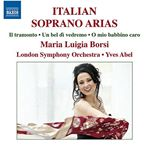 Image of Italian Soprano Arias (Music CD)