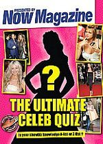 Now - Ultimate Celeb Quiz (DVD Interactive)