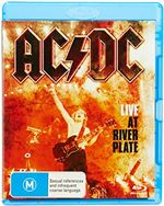 ACDC Live At River Plate (BluRay)