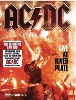 ACDC Live At River Plate (plus extra large tshirt)