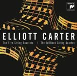Juilliard String Quartet  Elliott Carter The Five String Quartets (Music CD)