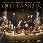 Bear McCreary  Outlander The Series (Season 2 Original Television SoundtrackOriginal SoundtrackFilm Score) (Music CD)