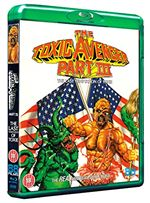 The Toxic Avenger Part III [Blu-ray] 88FB075