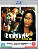 Emanuelle and the Last Cannibals [Blu-ray] 88FB128