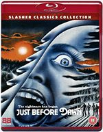 Just Before Dawn (Blu-ray)
