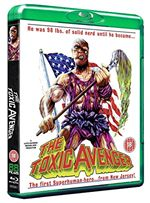 The Toxic Avenger [Blu-ray] 88FDF067