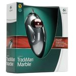 Logitech Trackman Marble  Trackball  optical  4 button(s)  wired  USB