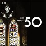 Image of 50 Best Hymns (Music CD)