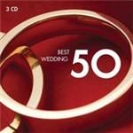 Image of 50 Best Wedding (Music CD)