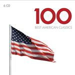Image of 100 Best American Classics (Music CD)