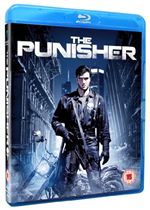 The Punisher (1989) (Blu-Ray)