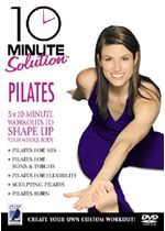 Image of 10 Minute Solution - Pilates