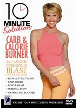 Image of 10 Minute Solution - Carb And Calorie Burner