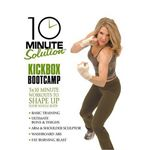 Image of 10 Minute Solution - Kickbox Bootcamp
