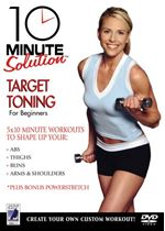 Image of 10 Minute Solution - Target Toning