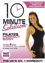 Image of 10 Minute Solution - Pilates Perfect Body