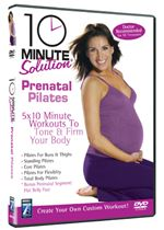 Image of 10 Minute Solution - Prenatal Pilates