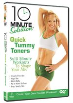 Image of 10 Minute Solution - Quick Tummy Toners