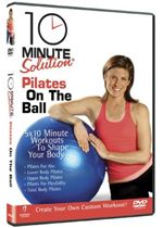 Image of 10 Minute Solution - Pilates On The Ball