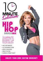 Image of 10 Minute Solution - Hip Hop Dance Mix