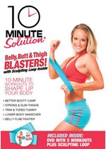 Image of 10 Minute Solution - Belly, Butt And Thigh Blasters