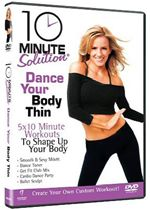 Image of 10 Minute Solution - Dance Your Body Thin