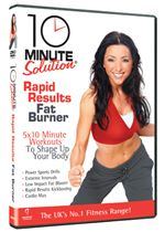 Image of 10 Minute Solution - Rapid Results Fat Burner