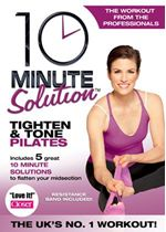 Image of 10 Minute Solution - Tighten And Tone Pilates With Band
