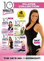 Image of 10 Minute Solution - The Pilates Collection