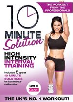 Image of 10 Minute Solution: High Intensity Interval Training