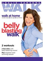 Click to view product details and reviews for Leslie sansone belly blasting walk.
