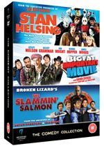 Click to view product details and reviews for Comedy collection stan helsing big fat important movie slammin salmon.