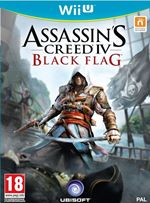 Assassin's Creed IV : Black Flag (Wii U)