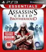 Assassin's Creed: Brotherhood Essential (PS3)