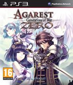 Image of Agarest Generations Of War Zero Game