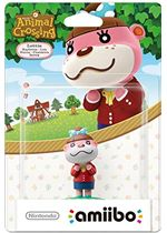 Amiibo Animal Crossing Lottie (Nintendo Wii U3DS)