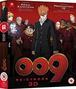 Image of 009 Re:Cyborg Collector's Edition [Blu-ray]