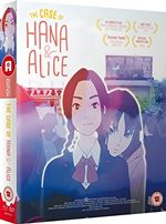 Image of The Case of Hana & Alice - Collectors Edition (Blu-ray)