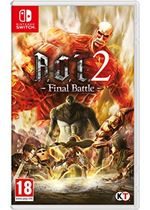 Click to view product details and reviews for Aot2 Final Battle Nintendo Switch.