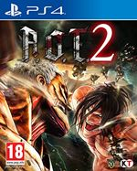 Image of Attack On Titan 2 (A.O.T) Wings Of Freedom PS4 Game