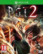 Image of Attack On Titan 2 (A.O.T) Wings Of Freedom Xbox One Game