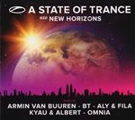 BT Aly & Fila Kyau & Albert Omnia. Various Artists mixed by Armin Van Buuren  A State Of Trance 650 New Horizons (Music CD)
