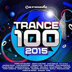 Various Artists - Trance 100 - 2015 cover