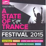 Various Artists - A State Of Trance Festival '15 cover